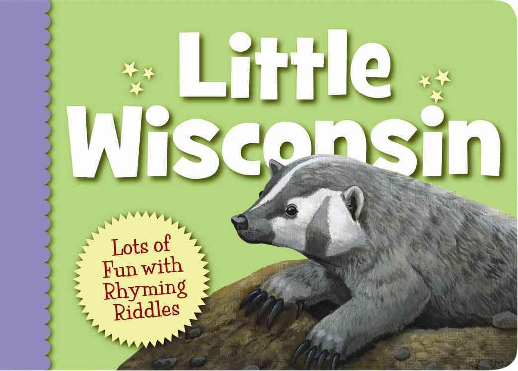 Little Wisconsin (Board book)