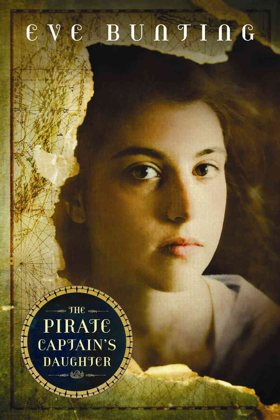 The Pirate Captain's Daughter (Paperback)