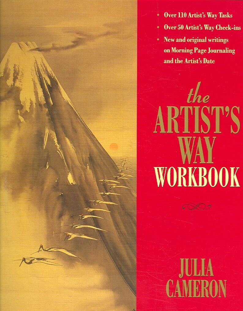 The Artist's Way Workbook (Spiral bound)