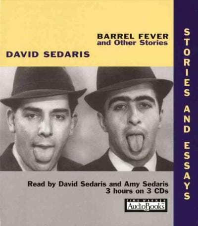 Barrel Fever and Other Stories (CD-Audio)
