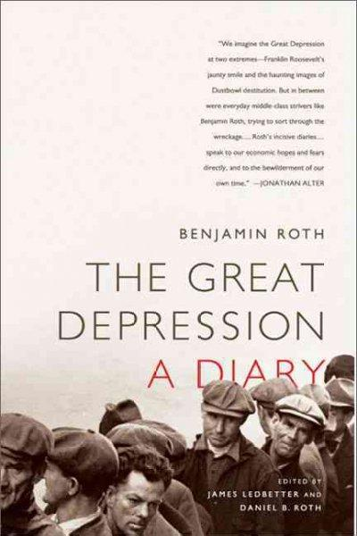 The Great Depression: A Diary (Paperback)