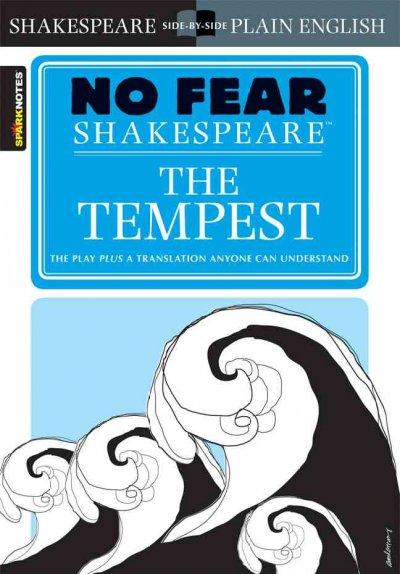 Sparknotes the Tempest (Paperback)