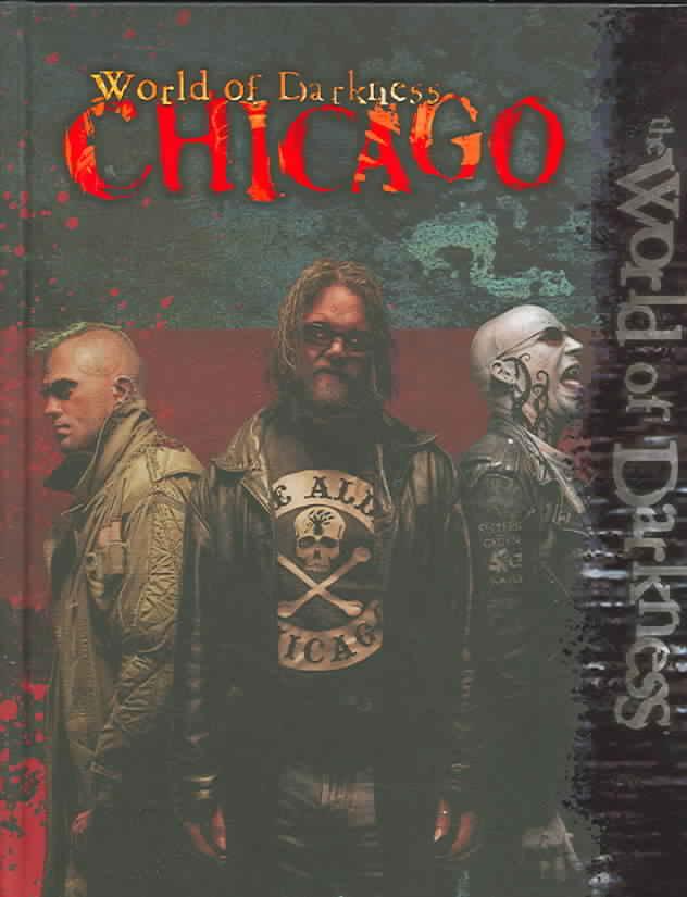 World Of Darkness  Chicago(Hardback)