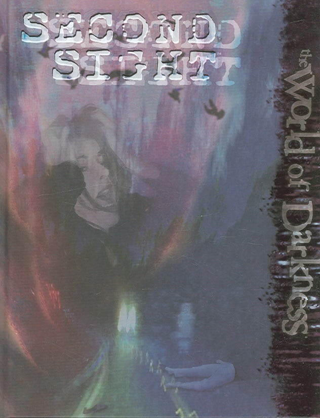 World of Darkness: Second Sight (Hardcover)