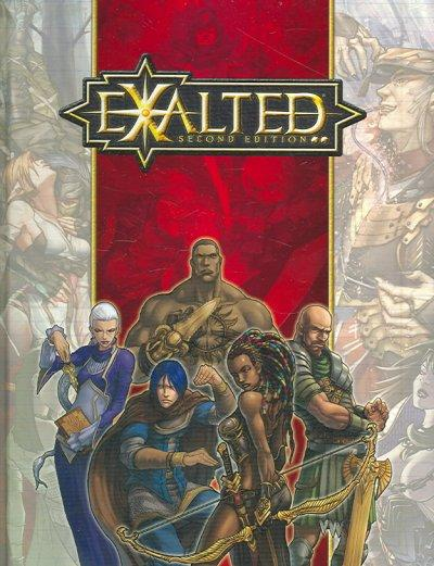 Exalted (Hardcover)