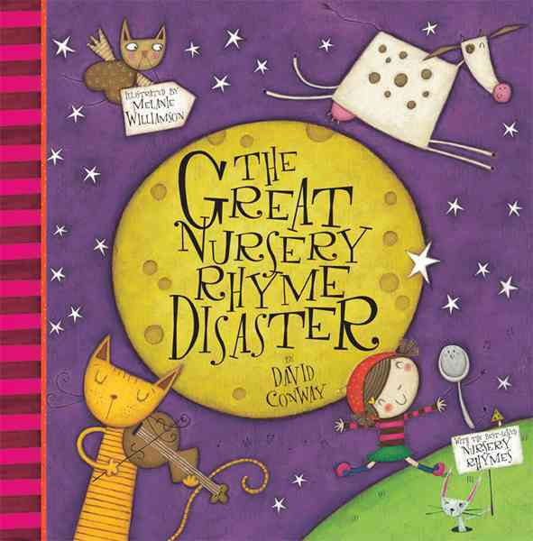 The Great Nursery Rhyme Disaster (Paperback)