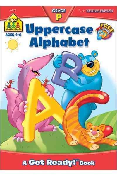 Uppercase Alphabet (Paperback)