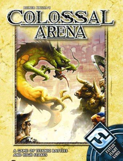 Reiner Knizia's Colossal Arena (Cards)