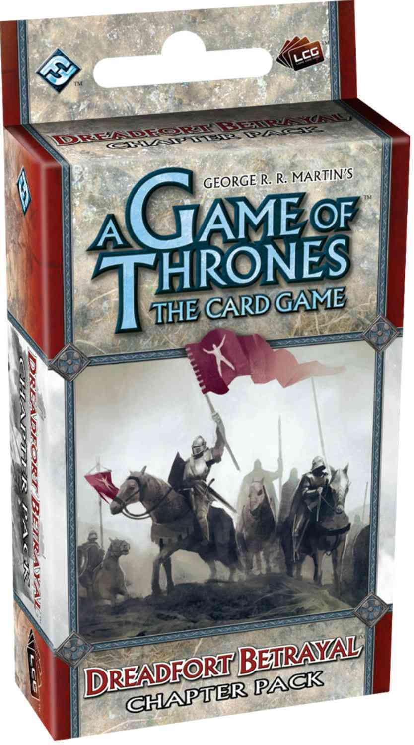 A Game of Thrones the Card Game: Dreadfort Betrayal Chapter Pack (Cards)