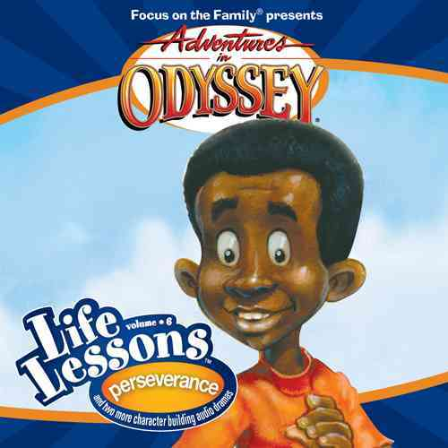 Adventures In Odyssey Life Lessons: Perseverance (CD-Audio)