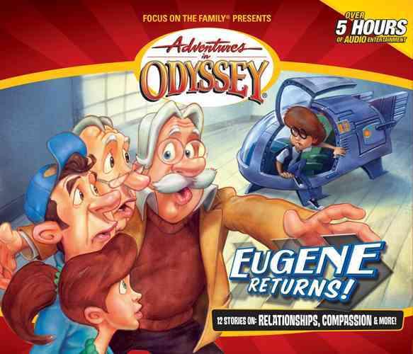 Eugene Returns! (CD-Audio)