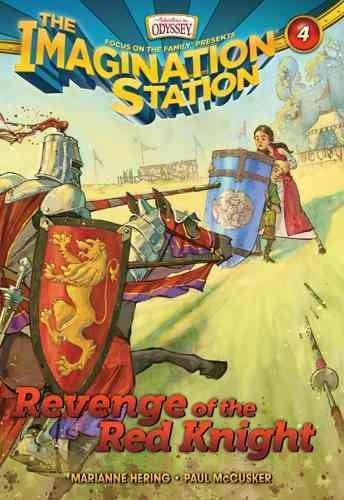Revenge of the Red Knight (Paperback)