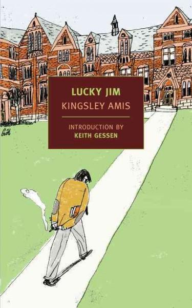 Lucky Jim (Paperback)