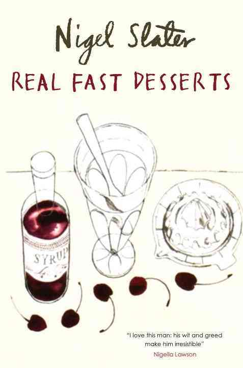 Real Fast Desserts (Paperback) - Thumbnail 0
