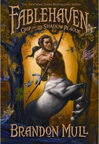 Grip of the Shadow Plague (Hardcover)