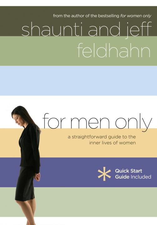 For Men Only: A Straighforward Guide to the Inner Lives of Women (Hardcover)