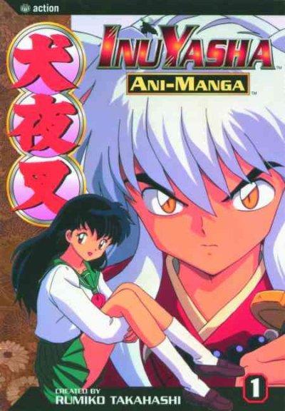 Inuyasha Ani-Manga 1 (Paperback)