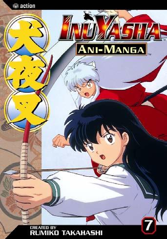 Inuyasha Ani-Manga 7 (Paperback)