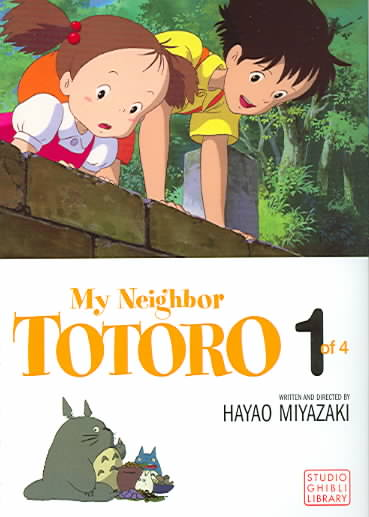 My Neighbor Totoro 1 (Paperback)