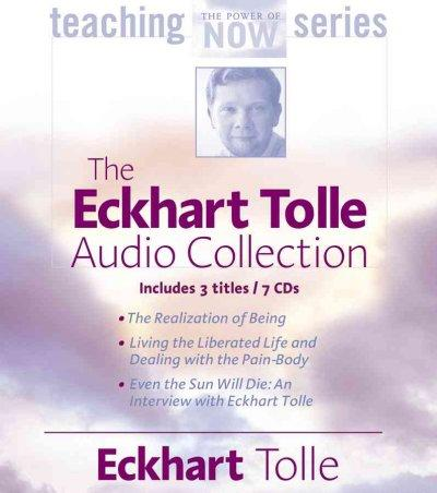 The Eckhart Tolle Audio Collection (CD-Audio)
