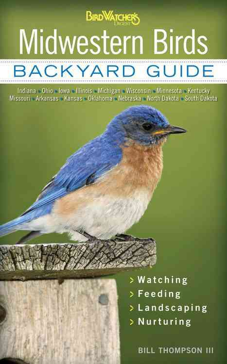 Midwestern Birds: Backyard Guide (Paperback)