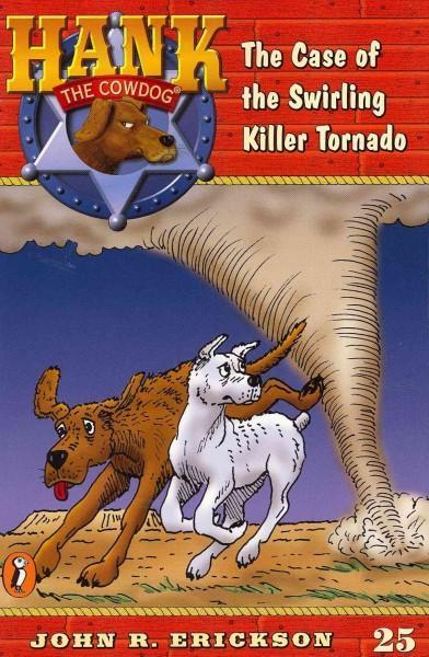 The Case of the Swirling Killer Tornado (Paperback)