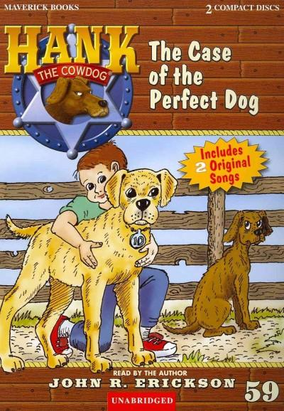 The Case of the Perfect Dog (CD-Audio)