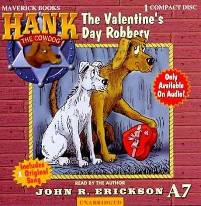 The Valentine's Day Robbery (CD-Audio)