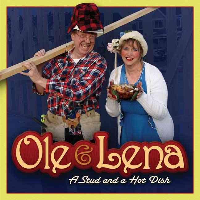 Ole & Lena: A Stud and a Hot Dish (Paperback)