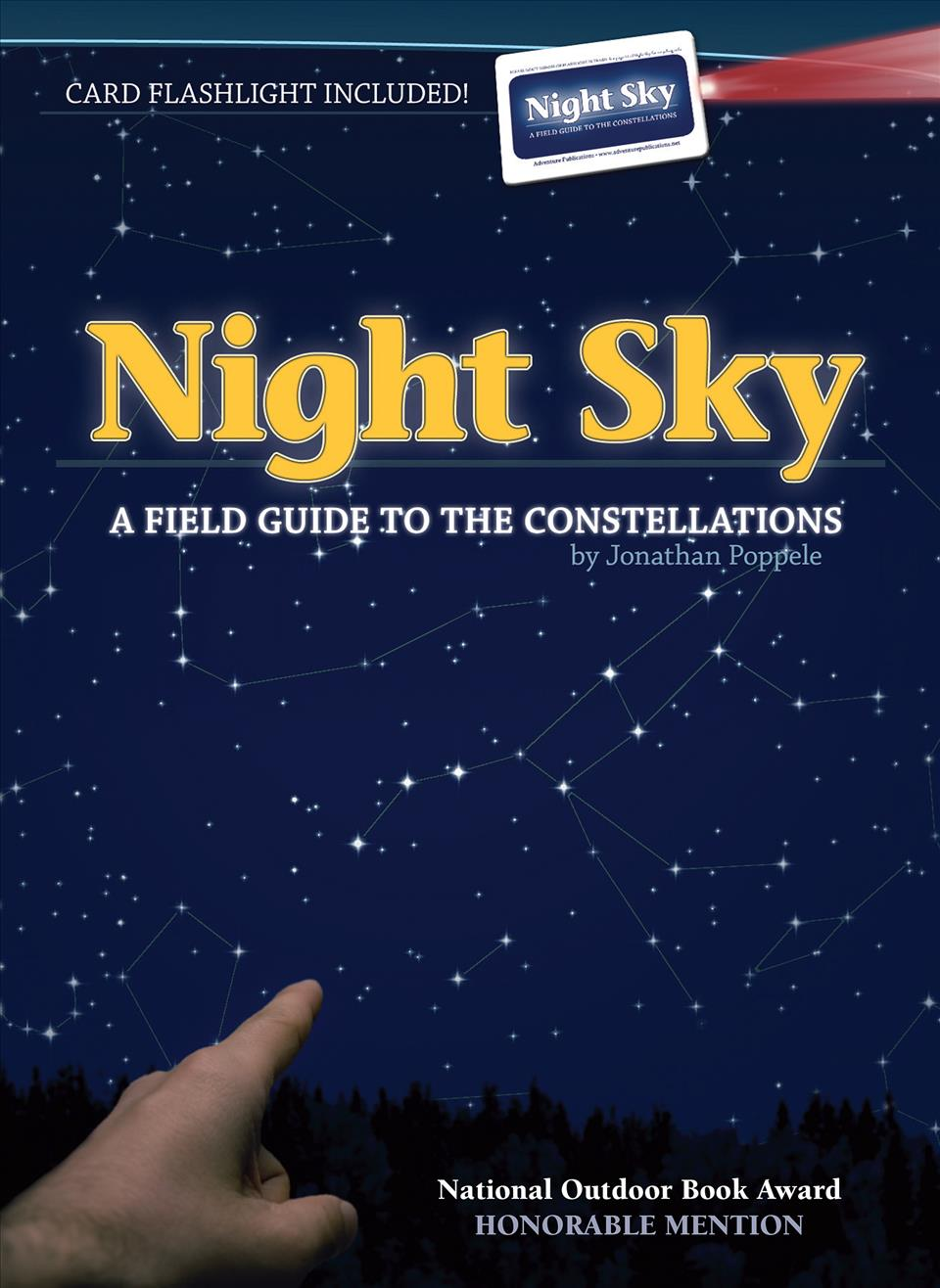 Night Sky: A Field Guide to the Constellations (Paperback)