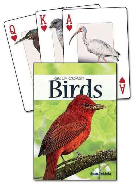 Birds of the Gulf Coast Playing Cards (Cards)