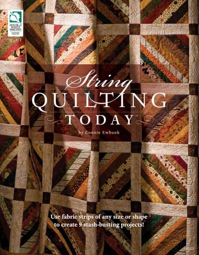 String Quilting Today (Paperback)