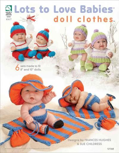 Lots to Love Babies Doll Clothes (Paperback)