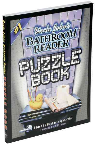 Uncle John's Bathroom Reader Puzzle Book 1:Puzzle Book #1(Paperback / softback)