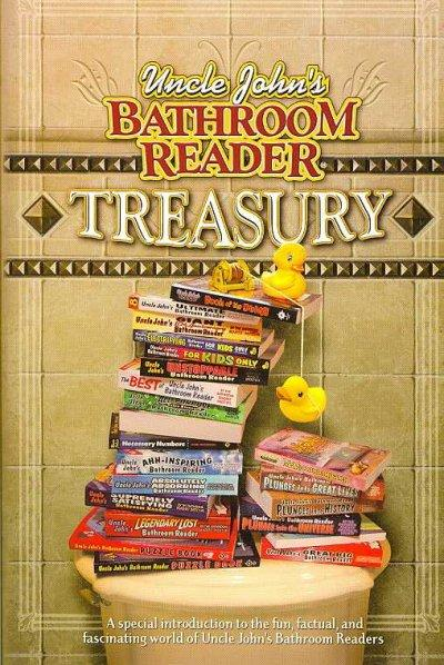 Uncle John's Bathroom Reader Treasury (Paperback)