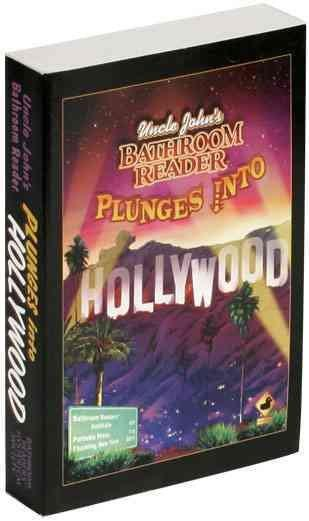 Uncle John's Bathroom Reader Plunges into Hollywood (Paperback)
