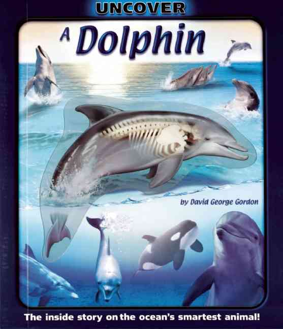 Uncover a Dolphin: The Inside Story on the Ocean's Smartest Animal! (Hardcover)