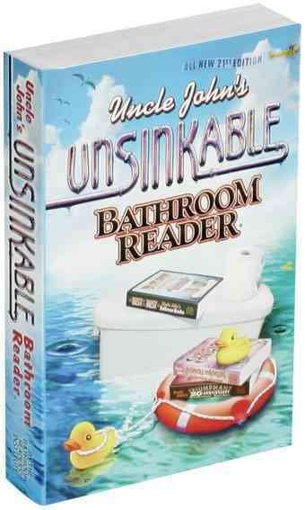 Uncle John's Unsinkable Bathroom Reader (Paperback)