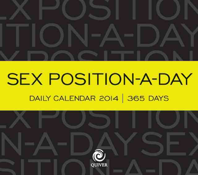 Sex Position-a-day 2014 Calendar