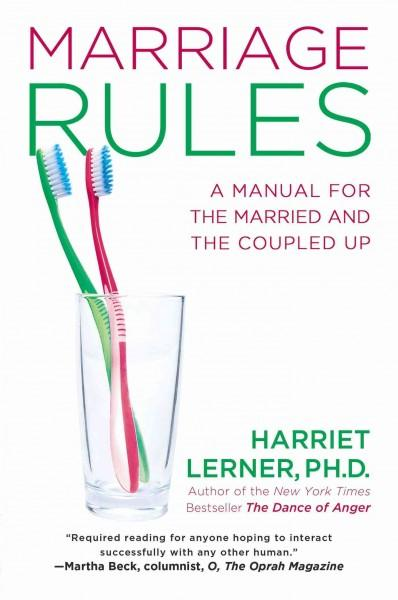 Marriage Rules: A Manual for the Married and the Coupled Up (Paperback)