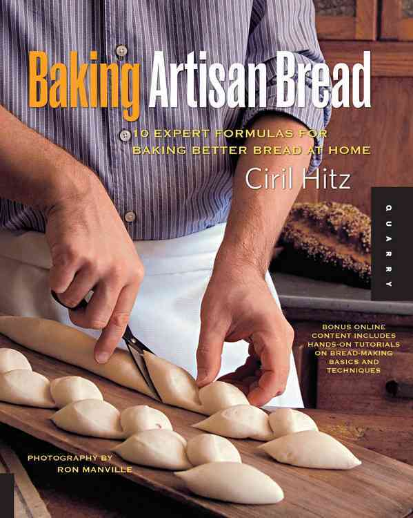 Baking Artisan Bread: 10 Expert Formulas for Baking Better Bread at Home - Thumbnail 0