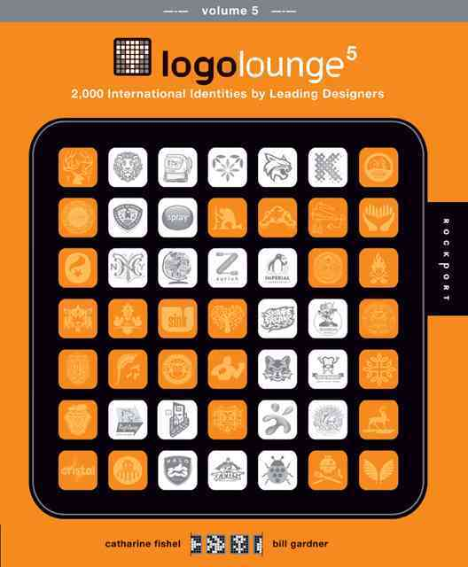 Logolounge 5: 2,000 International Identities by Leading Designers (Hardcover)