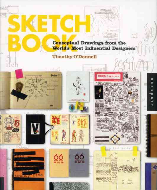 Sketchbook: Conceptual Drawings from the World's Most Influential Designers (Paperback)