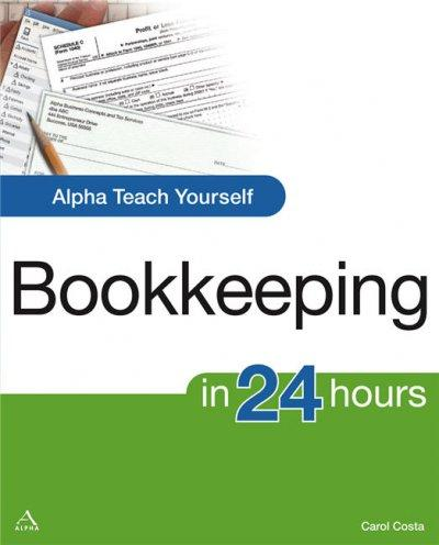 Alpha Teach Yourself Bookkeeping in 24 Hours (Paperback)