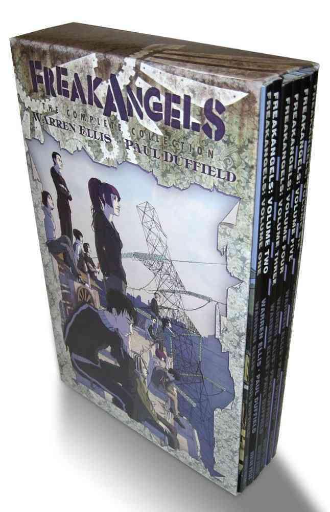 Freakangels The Complete Set (Paperback)