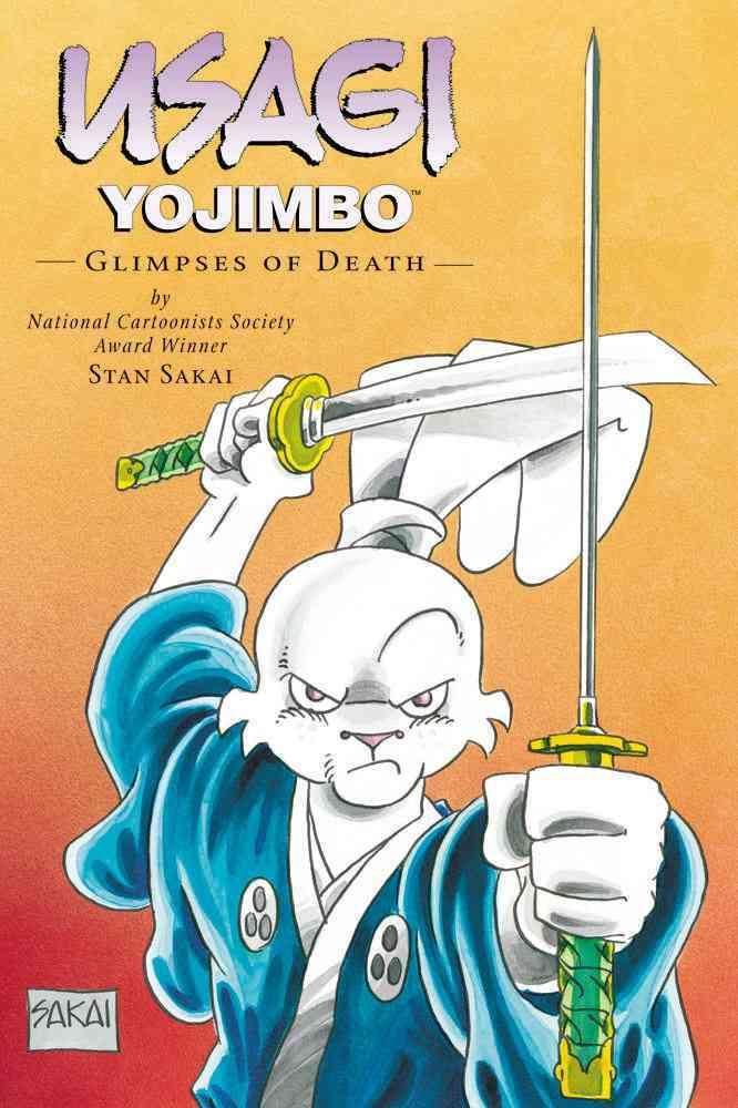 Usagi Yojimbo: Glimpses of Death (Paperback)