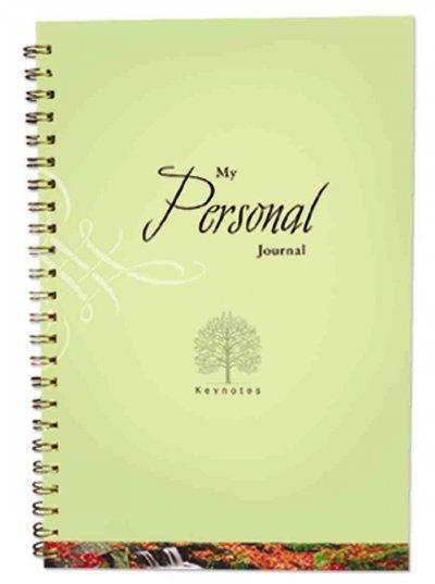 My Personal Journal (Notebook / blank book)