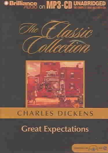 Great Expectations (CD-Audio)