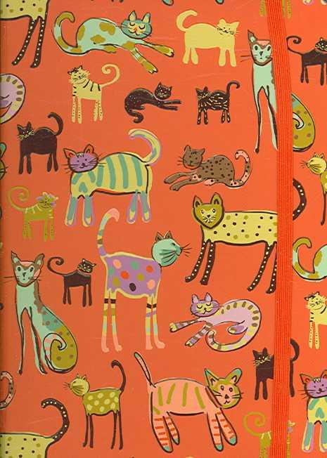 Cat's Meow Journal (Notebook / blank book)