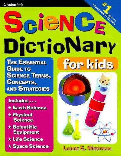 Science Dictionary for Kids (Paperback)